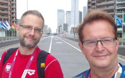 Polska Misja na Igrzyskach Paraolimpijskich #Tokyo2020  właśnie kończy swoją działalność w  Japonii