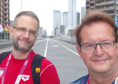 Polska Misja na Igrzyskach Paraolimpijskich #Tokyo2020 właśnie kończy swoją działalność w Japonii 11 - Start Poznań