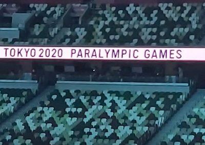Polska Misja na Igrzyskach Paraolimpijskich #Tokyo2020 właśnie kończy swoją działalność w Japonii 17 - Start Poznań