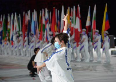 Przepiękna ceremonia zakończenia igrzysk paraolimpijskich! 13 - Start Poznań