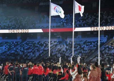 Przepiękna ceremonia zakończenia igrzysk paraolimpijskich! 14 - Start Poznań