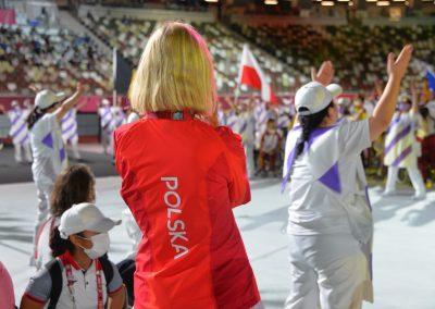 Przepiękna ceremonia zakończenia igrzysk paraolimpijskich! 17 - Start Poznań