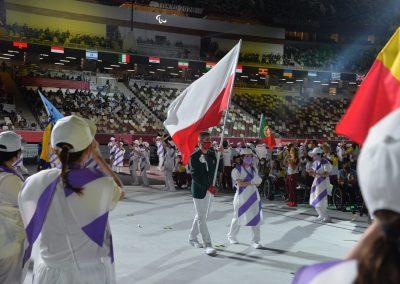 Przepiękna ceremonia zakończenia igrzysk paraolimpijskich! 18 - Start Poznań