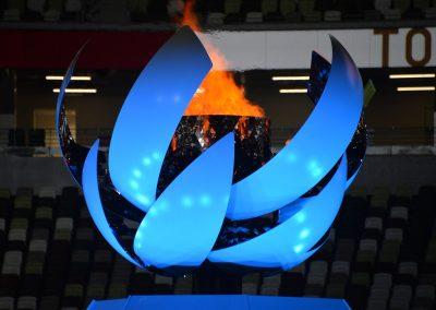 Przepiękna ceremonia zakończenia igrzysk paraolimpijskich! 21 - Start Poznań