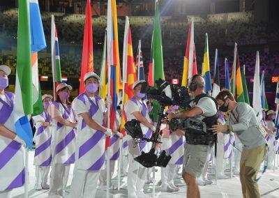 Przepiękna ceremonia zakończenia igrzysk paraolimpijskich! 23 - Start Poznań