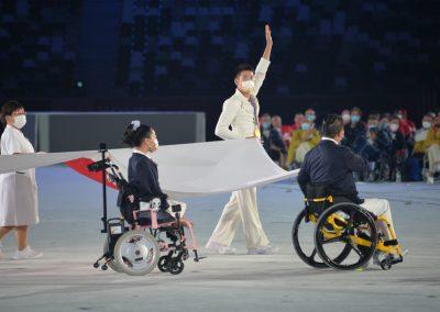 Przepiękna ceremonia zakończenia igrzysk paraolimpijskich! 28 - Start Poznań