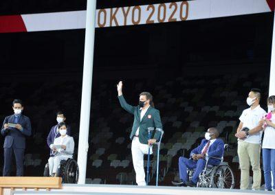 Przepiękna ceremonia zakończenia igrzysk paraolimpijskich! 30 - Start Poznań
