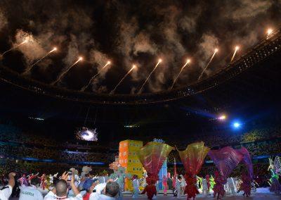 Przepiękna ceremonia zakończenia igrzysk paraolimpijskich! 4 - Start Poznań