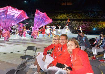 Przepiękna ceremonia zakończenia igrzysk paraolimpijskich! 31 - Start Poznań