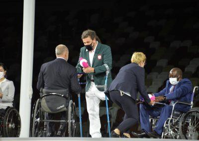 Przepiękna ceremonia zakończenia igrzysk paraolimpijskich! 1 - Start Poznań