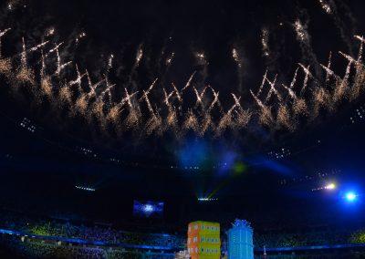 Przepiękna ceremonia zakończenia igrzysk paraolimpijskich! 7 - Start Poznań