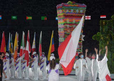 Przepiękna ceremonia zakończenia igrzysk paraolimpijskich! 9 - Start Poznań