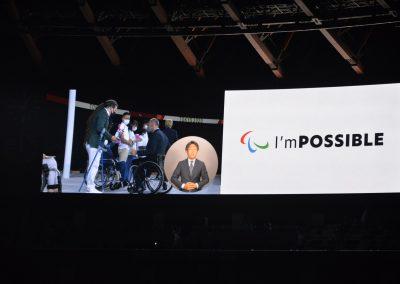 Przepiękna ceremonia zakończenia igrzysk paraolimpijskich! 10 - Start Poznań