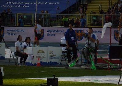 W niedzielę, 5 września miało miejsce wielkie święto lekkiej atletyki - Memoriał Kamili Skolimowskiej na stadionie Śląskim w Chorzowie. 2 - Start Poznań