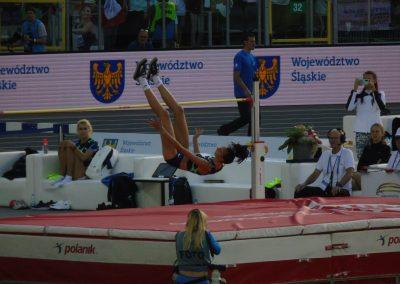 W niedzielę, 5 września miało miejsce wielkie święto lekkiej atletyki - Memoriał Kamili Skolimowskiej na stadionie Śląskim w Chorzowie. 4 - Start Poznań
