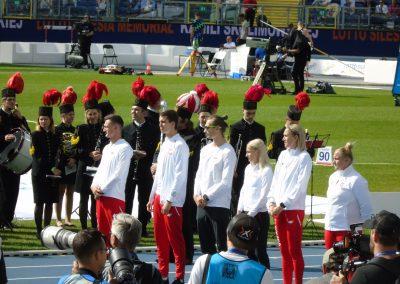 W niedzielę, 5 września miało miejsce wielkie święto lekkiej atletyki - Memoriał Kamili Skolimowskiej na stadionie Śląskim w Chorzowie. 1 - Start Poznań