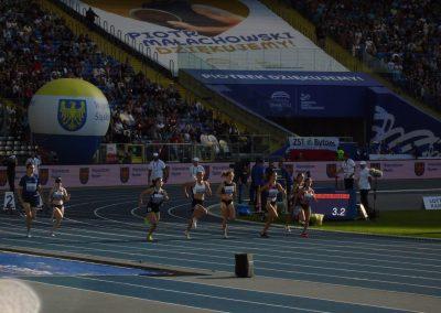 W niedzielę, 5 września miało miejsce wielkie święto lekkiej atletyki - Memoriał Kamili Skolimowskiej na stadionie Śląskim w Chorzowie. 6 - Start Poznań