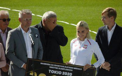 W niedzielę, 5 września miało miejsce wielkie święto lekkiej atletyki – Memoriał Kamili Skolimowskiej na stadionie Śląskim w Chorzowie.