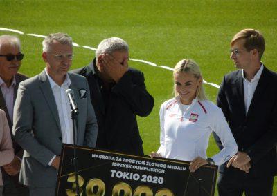 W niedzielę, 5 września miało miejsce wielkie święto lekkiej atletyki - Memoriał Kamili Skolimowskiej na stadionie Śląskim w Chorzowie. 7 - Start Poznań