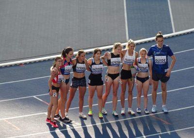 W niedzielę, 5 września miało miejsce wielkie święto lekkiej atletyki - Memoriał Kamili Skolimowskiej na stadionie Śląskim w Chorzowie. 8 - Start Poznań