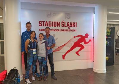 W niedzielę, 5 września miało miejsce wielkie święto lekkiej atletyki - Memoriał Kamili Skolimowskiej na stadionie Śląskim w Chorzowie. 9 - Start Poznań